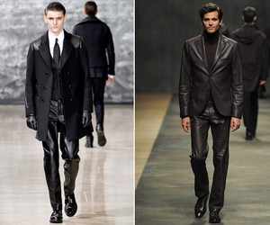 Men's Fall/Winter 2012 trends