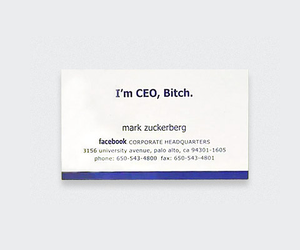 Famous Business Cards That Started the Legends