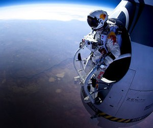 Red Bull Stratos: Live