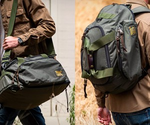 Filson Duffel Backpack Hybrid