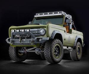 Ford Bronco Urban Madness