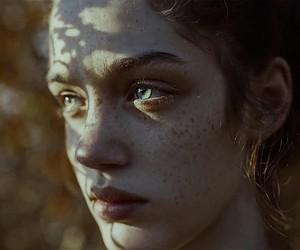 Expressive portraits of Marta Bevacqua