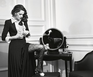 "KRISTEN STEWART IN CHANEL'S ""PARIS IN ROME"""