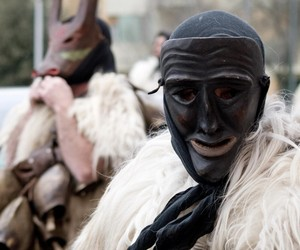 The Carnival of Ottana in Sardinia