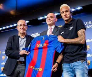 Gillette Parnters with FCB Futbol Club