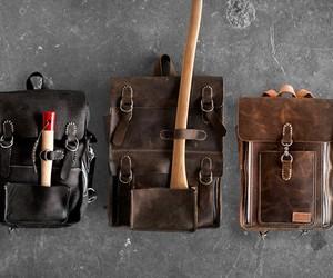 Handmade Camera Axe Bags