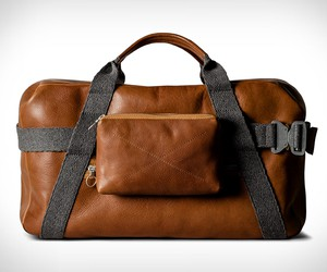 Hardgraft Double Take Holdall