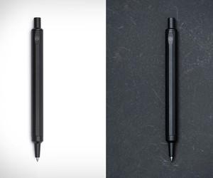 HMM Ballpoint Pen Misty Black