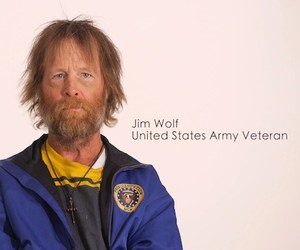Homeless Veteran Time-Lapse Transformation
