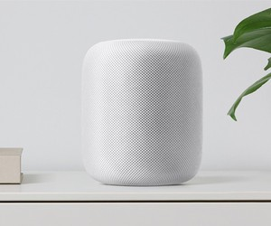 Apple Unveils HomePod