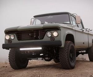 Icon Dodge Power Wagon