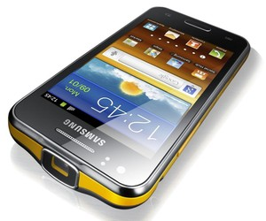 Samsung Galaxy Beam. The First Projector Phone
