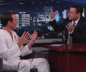 Will Arnett's Crazy German Talk Show Experience