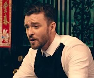 """Justin Timberlake """"Take Back The Night"""" Video"""