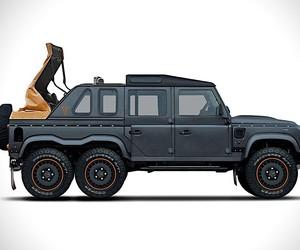 Kahn Design converts a Land Roverhttps
