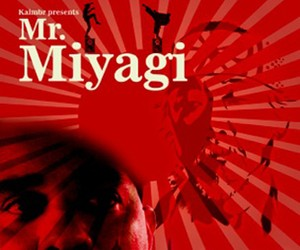 "Kaimbr – ""Mr. Miyagi"" (Karate Kid-Samples)"