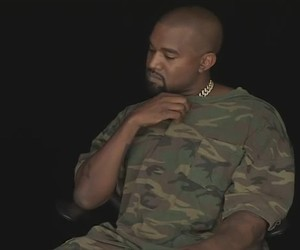 "Kanye West x SHOWstudio: ""In Camera"" Interview"