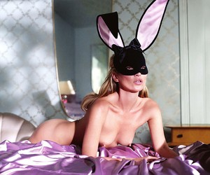 Kate Moss Playboy 60th Anniversary Editorial