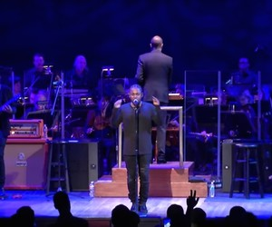 """Kendrick Lamar """"These Walls"""" // Live with the NSO"""