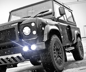 Land Rover Defender XS90, by Kahn Design