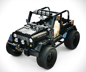 Lego - Jeep Wrangler Rubicon