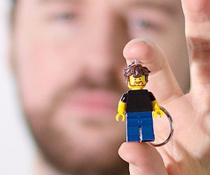 Create your alter ego from LEGO
