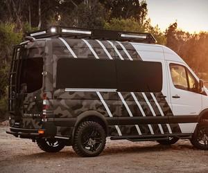 Lexani Extreme Terrain Camper