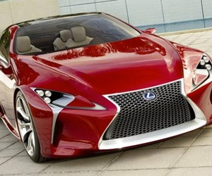 Lexus LF-LC Concept – A Further Look