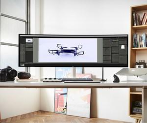 LG 49-inch UltraWide Monitor