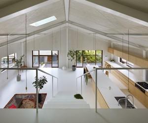 Minimalist Japanese Loft
