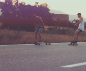 VIVA – Six Guys, 1 Camper, 5 Longboards