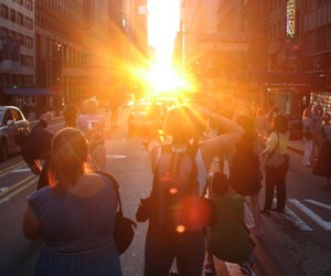 The Manhattanhenge 2014 (Photos and Video)