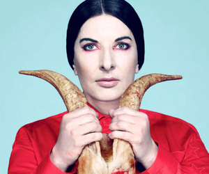 Marina Abramović  & Crystal Renn For Vogue