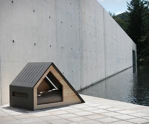 Minimalist Dog Houses