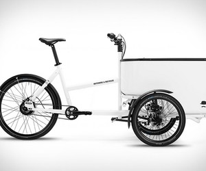 MK1 Tilt-Action Cargo Bike