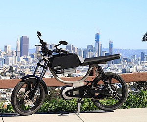 M1: An e-bike with a moped look