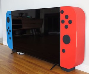 A MEGA Nintendo Switch to rebuild