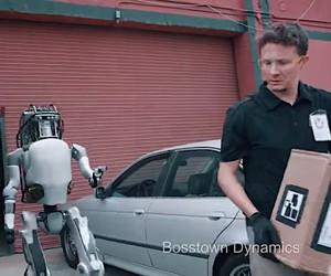 New robots fight back