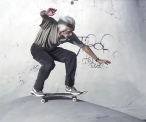 Neal Unger – A 60 Year Old Skateboarder
