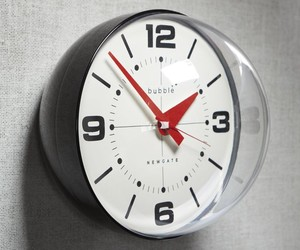 Newgate Bubble Wall Clock
