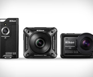 Nikon KeyMission Action Cameras