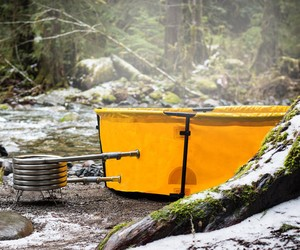 Nomad Collapsible Tub