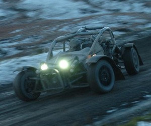 Ariel Nomad. The Mucky Brother of Atom