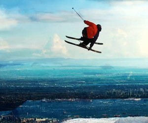 Skiing: Parallels – A Short Film