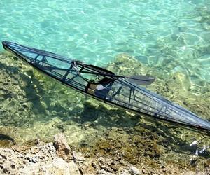Transparent Foldable Kayak