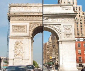 Paris / New York: A Timelapse Combines both Cities