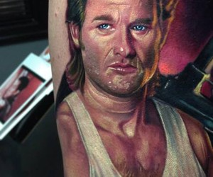 Cinematic Tattoos by Paul Acker