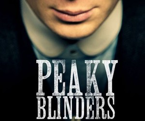 """Peaky Blinders"" witrh Cillian Murphy (BBC Series)"