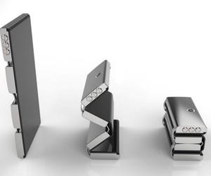 Foldable DRAS Smartphone