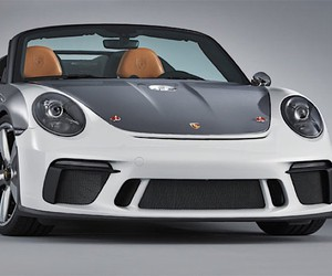 Concept car 911 Speedster